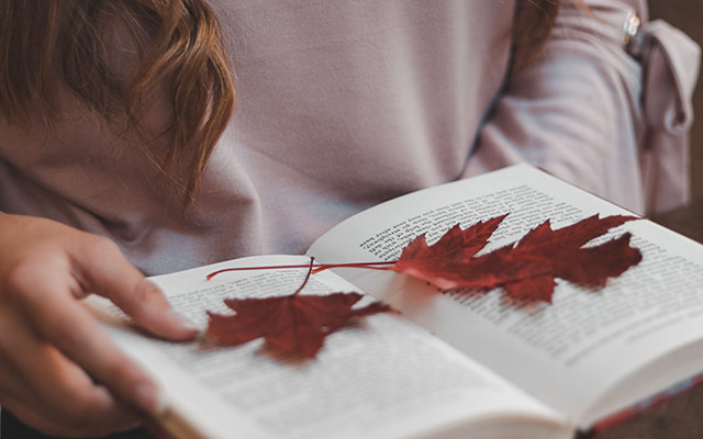Jesensko branje