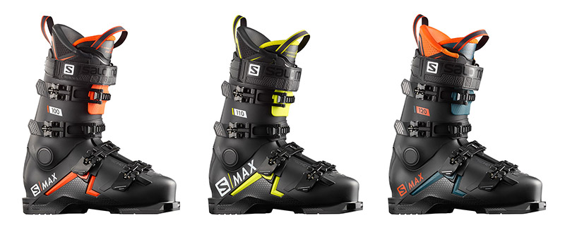 Smučarski čevlji Salomon S/MAX