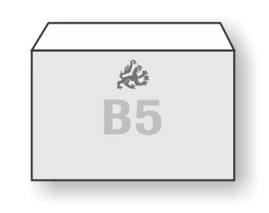 Kuverte B5 - S-GRAF