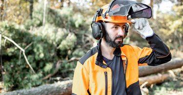 Gozdarska zaščitna oprema